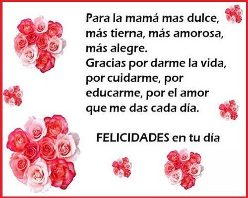 Gracias Madre Poemas image result for dia de las madres poemas cortos | jj | pinterest