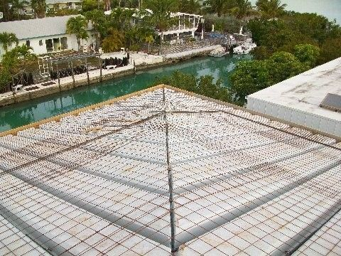 for Icf concrete roof