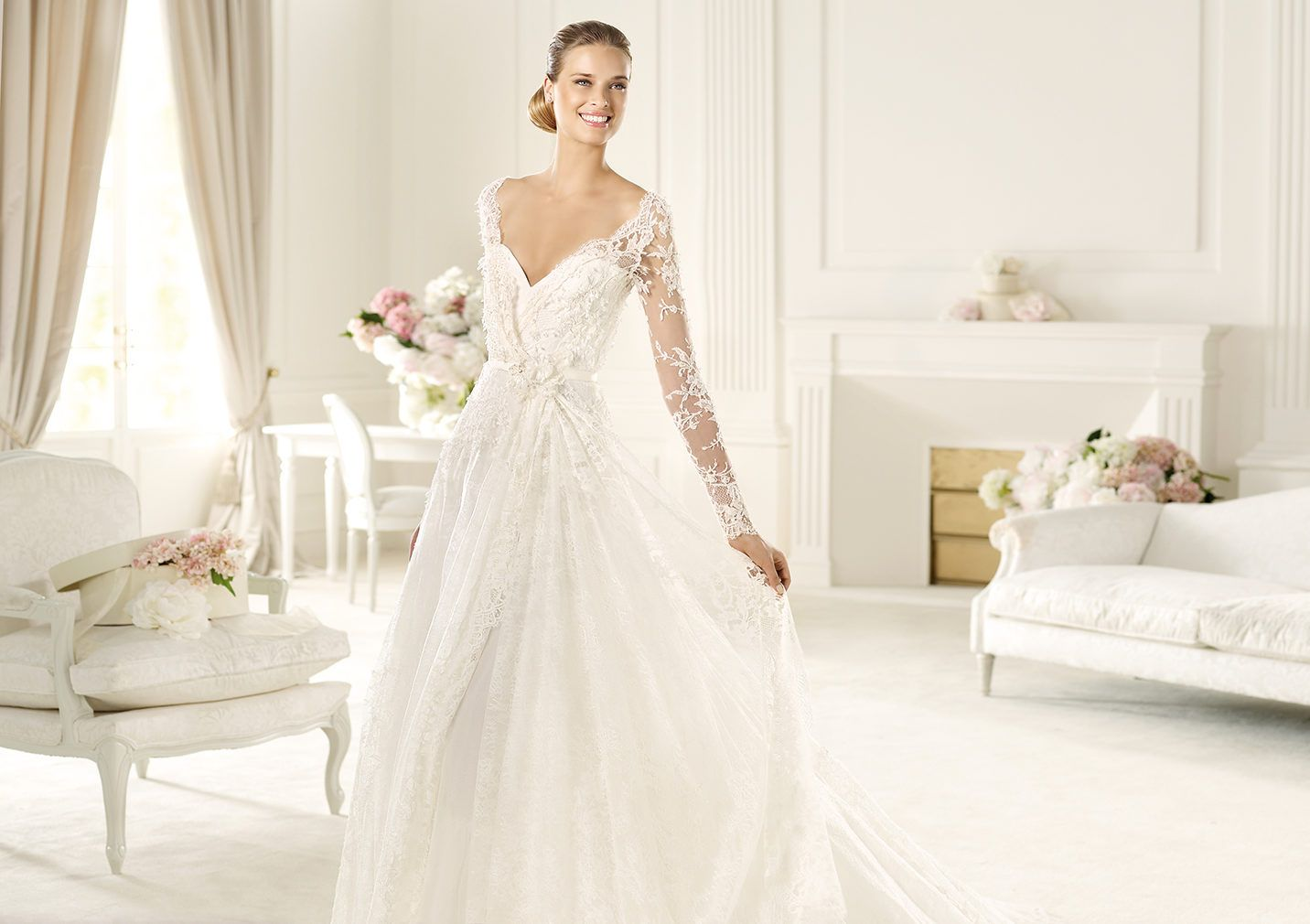 Elie saab collection birgit model wedding dresses
