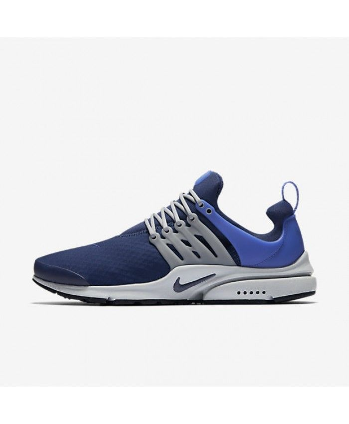 4d622ace66fe Nike Air Presto Essential Binary Blue Paramount Blue Wolf Grey Mens Shoe
