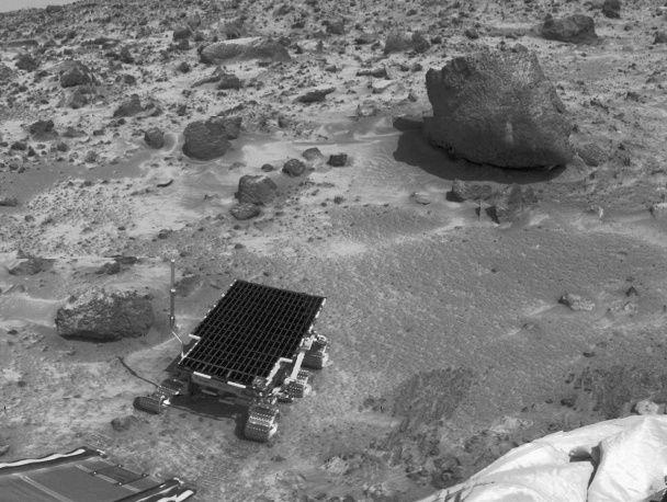 mars rover july 4 1997 - photo #18