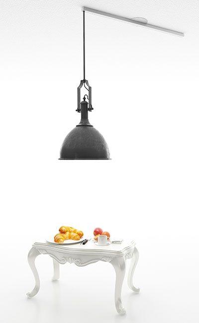 Voorkeur lichtpunt plafond verleggen - Google zoeken   Lighting - Lampen CF13