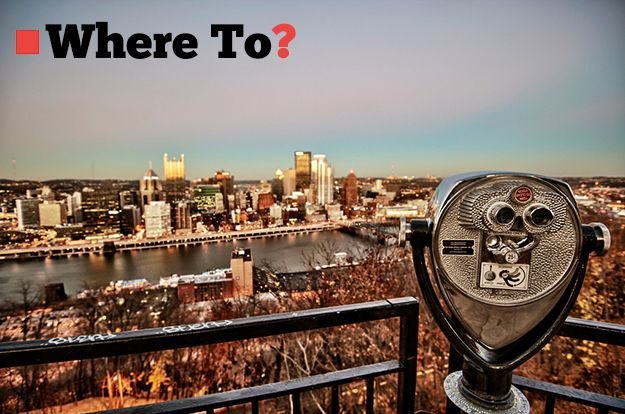 What Our Neighborhoods Do Best  The perfect neighborhood for every Pittsburgher.  BY ROBERT ISENBERG