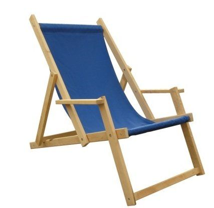 Gartenliege Strandliege Liegestuhl Aus Holz Sonnenliege N 1 Mit