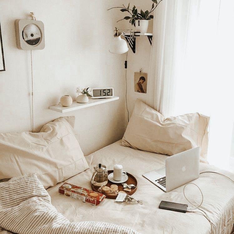 10 Premium Home Lightroom Presets Golden White Presets Etsy Room Inspiration Bedroom Aesthetic Bedroom Bedroom Interior White aesthetic bedroom ideas