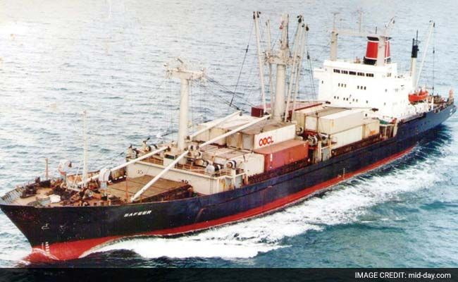 The Cargo Ship That Saved 722 Indians From Kuwait In 1990 Cargo