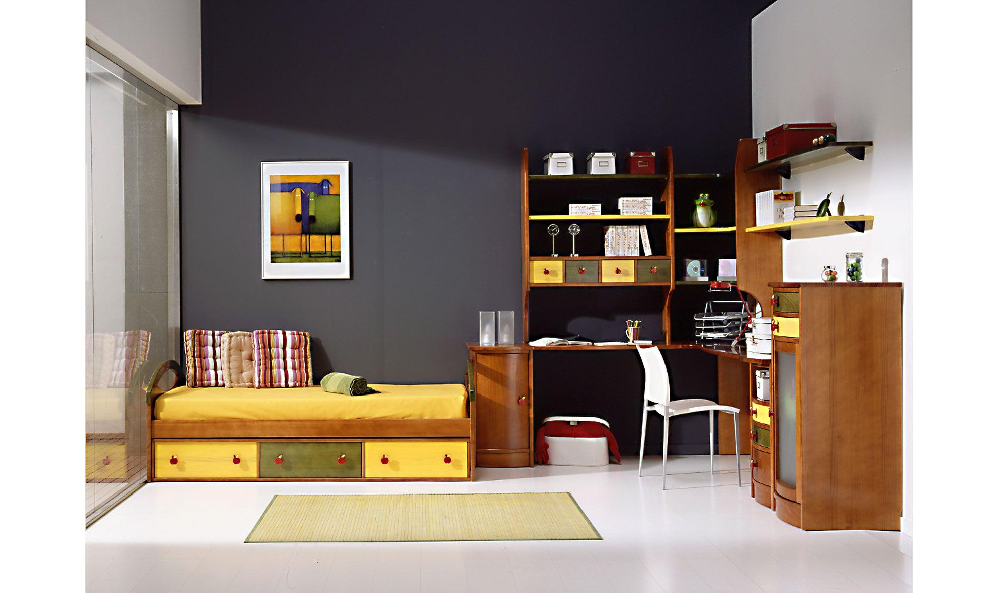 Dormitorios Juveniles Nios Fotos Elegant Un Cuarto Juvenil Pensado