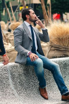 Image result for blazer and cowboy boots