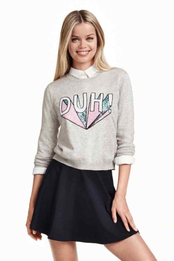 Moda para adolescentes otoño invierno 2015,2016 , ModaEllas.com