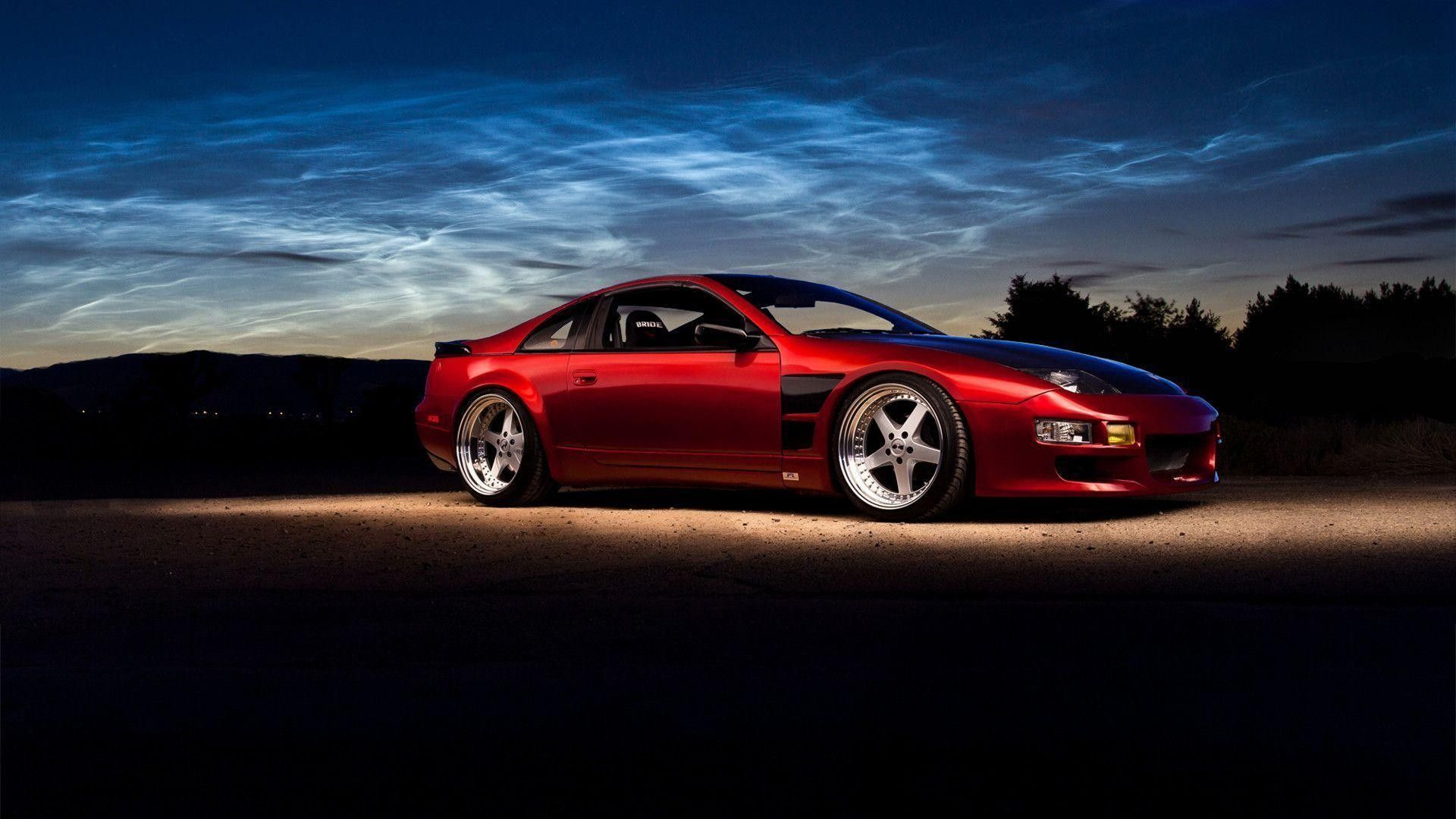 Awesome Nissan 300zx Hd Wallpaper