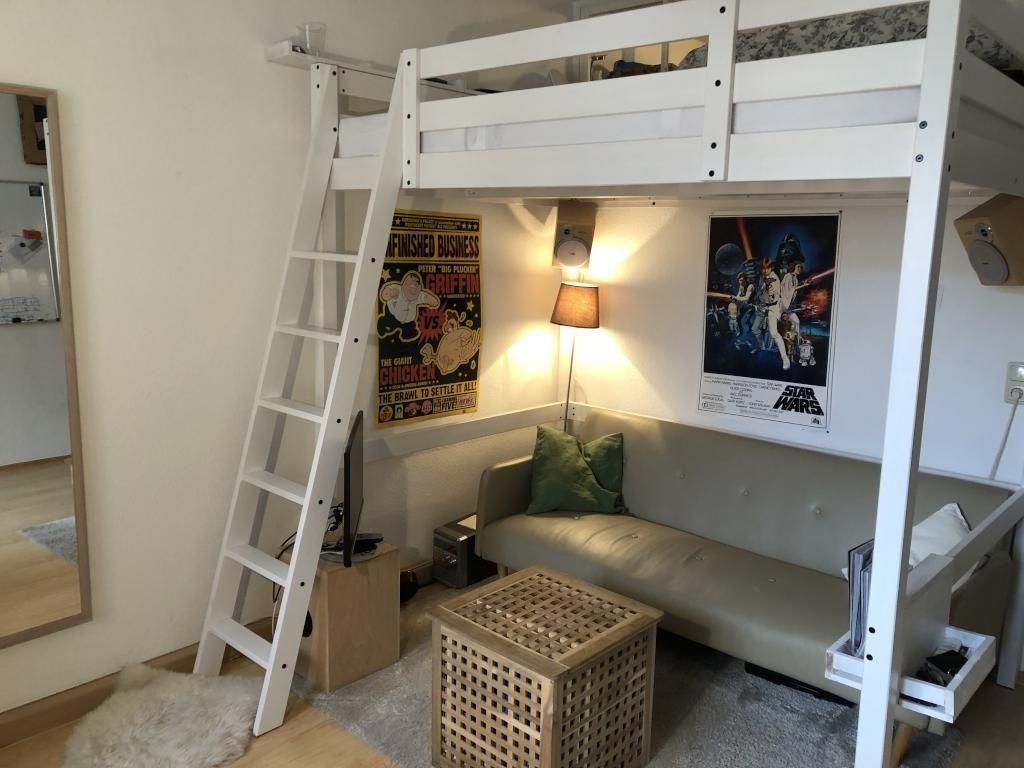 Ein Hochbett Für Zusätzlichen Stauraum Die Perfekte Lösung Für