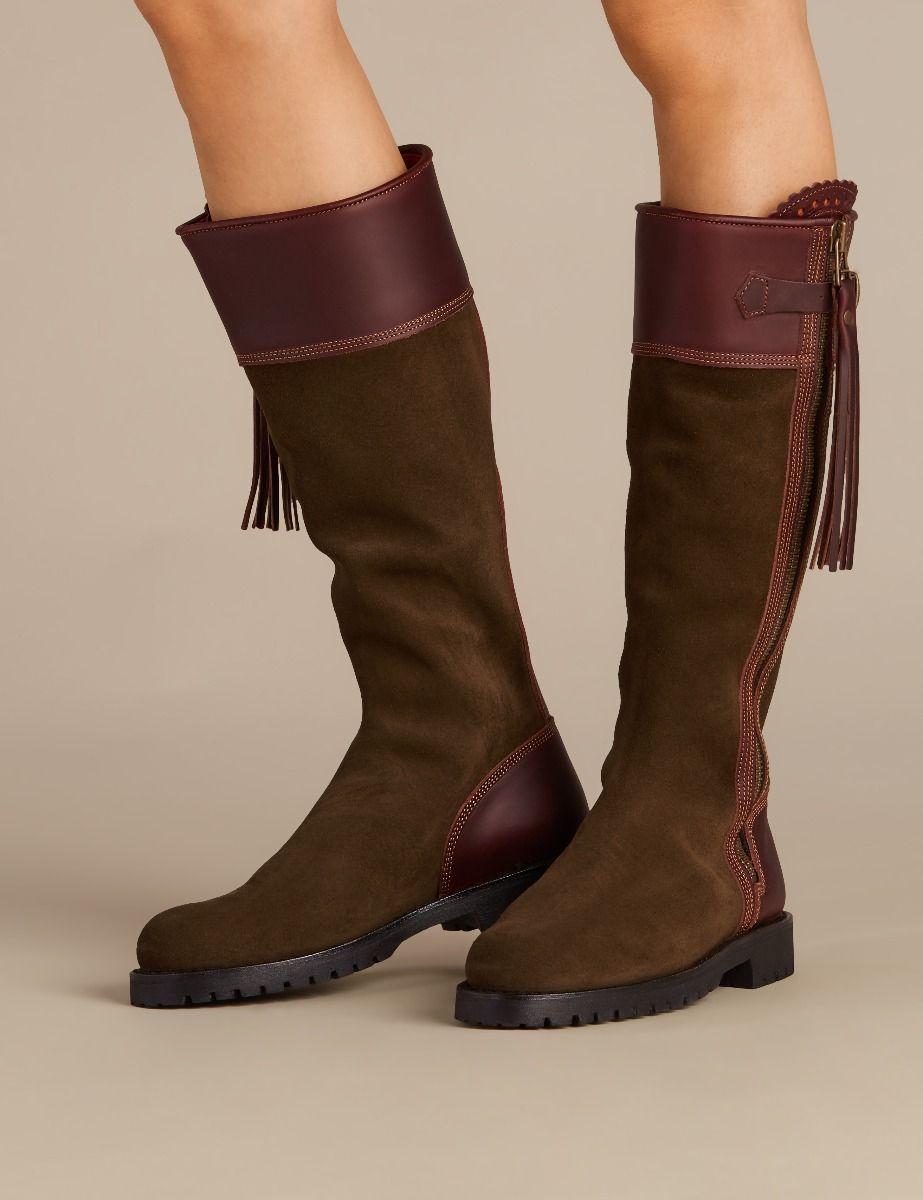 baa9b70c5d54 Women Designer Long Boots
