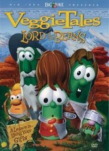 If You Like Lord Of The Rings You Will Love This Veggie Tale
