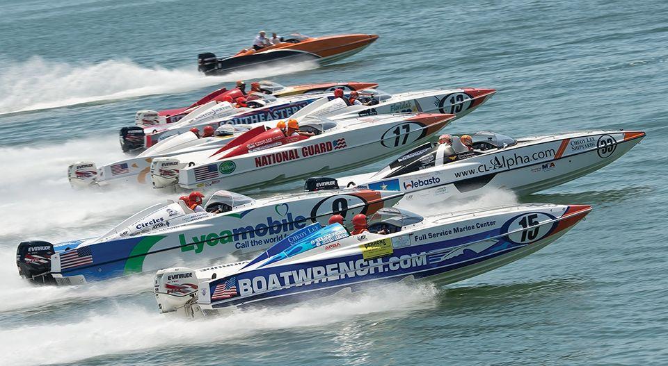 Sarasota Powerboat Grand Prix Festival Power boats, Gulf
