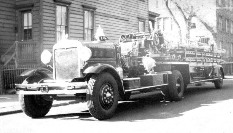 41 GODWIN AVENUE PATERSON FIRE HISTORY Fire, Volunteer