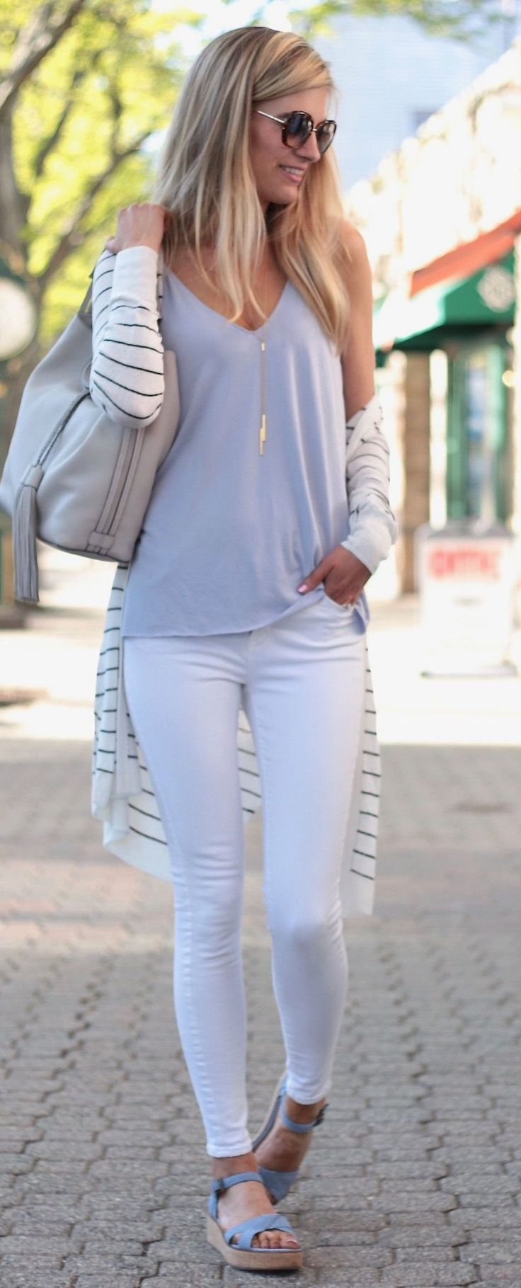 45 Fascinating Spring Outfits To Wear Everyday / 29 - yvonne vasquez 45 Fascinating Spring Outfits To Wear Everyday / 29 - yvonne vasquez -