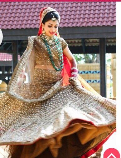 Pin by Ritu Hans on Lehngas   Pinterest   Pakistani wedding ...