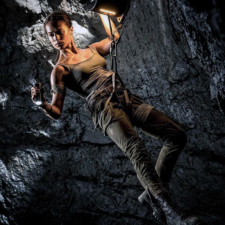 tomb raider movie 2021