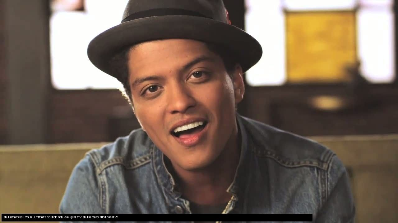 Facts about bruno mars 2 is about his tattoos