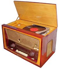 Equipos de sonido antiguos radios antiguas reparaci n de equipos antiguos en madrid - Fotos radios antiguas ...