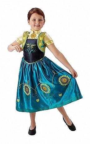 Disney Frozen KidsFancy Dress Fairytale Princess Movie Girls Childs Costumes New