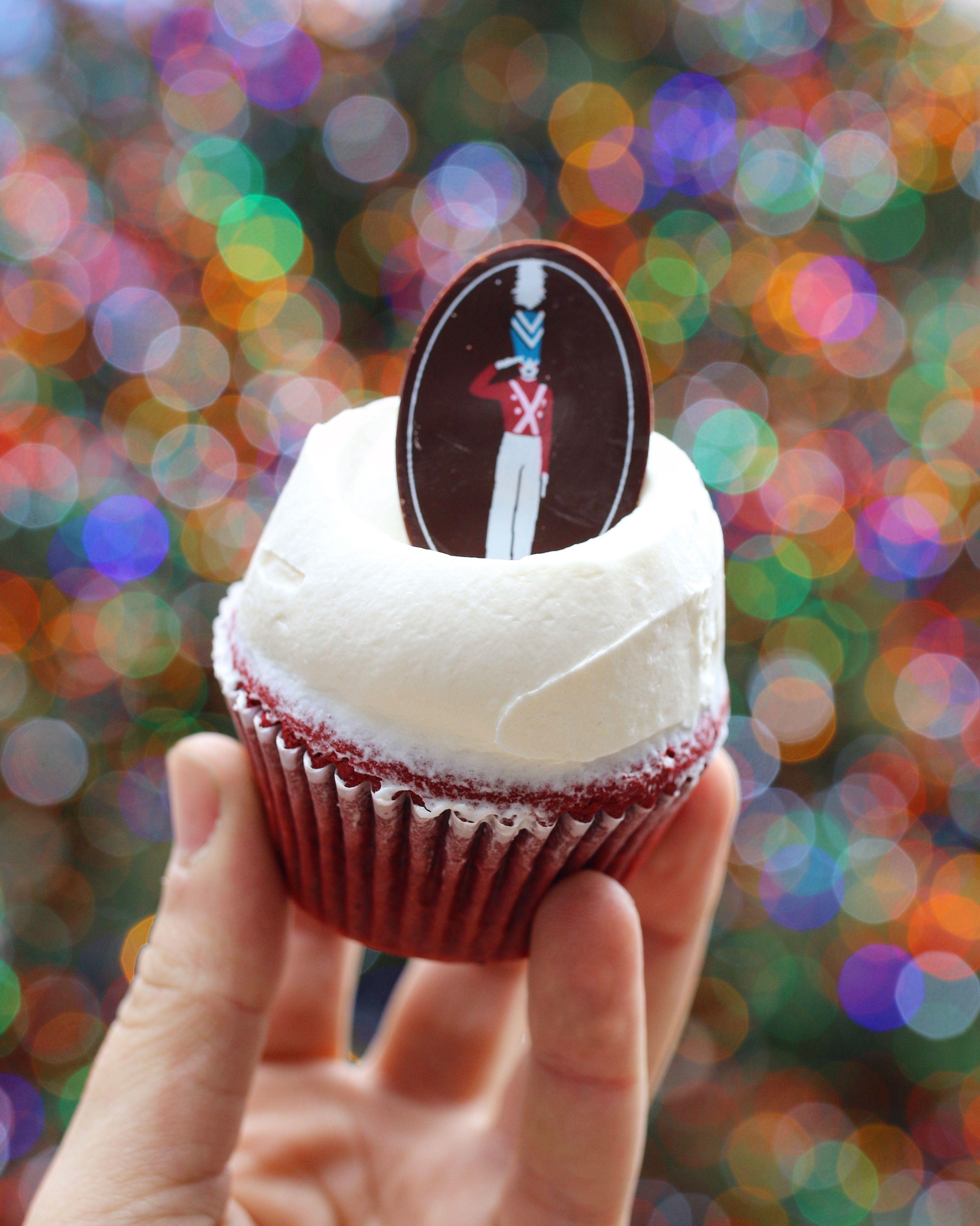 Radio City Rockettes x Magnolia Bakery Cupcake in 2020 | Magnolias