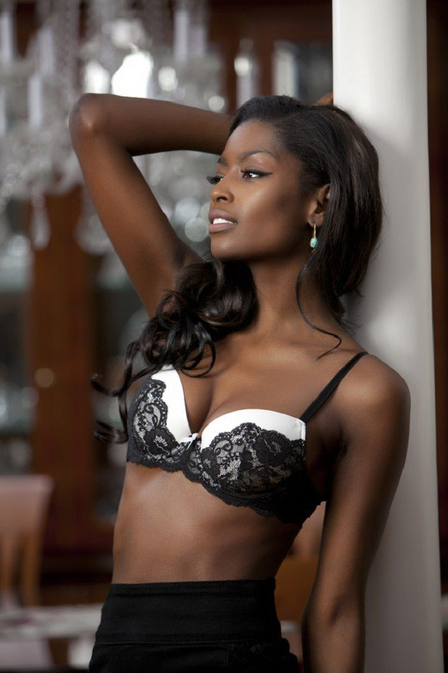 Gorgeous ebony women