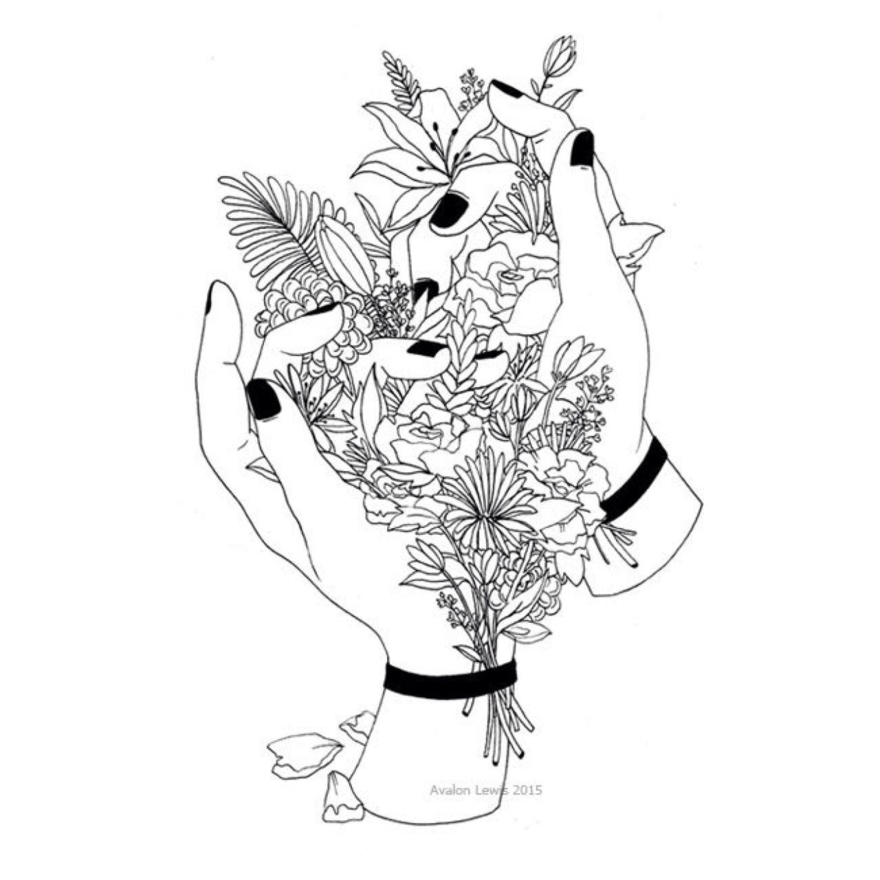 Line Art Aesthetic : Tumblr o godnjx v squko g � colour