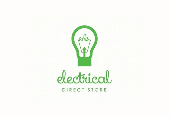 40 Creative Electrical Logos | Web Design Blog, Web Designer ...
