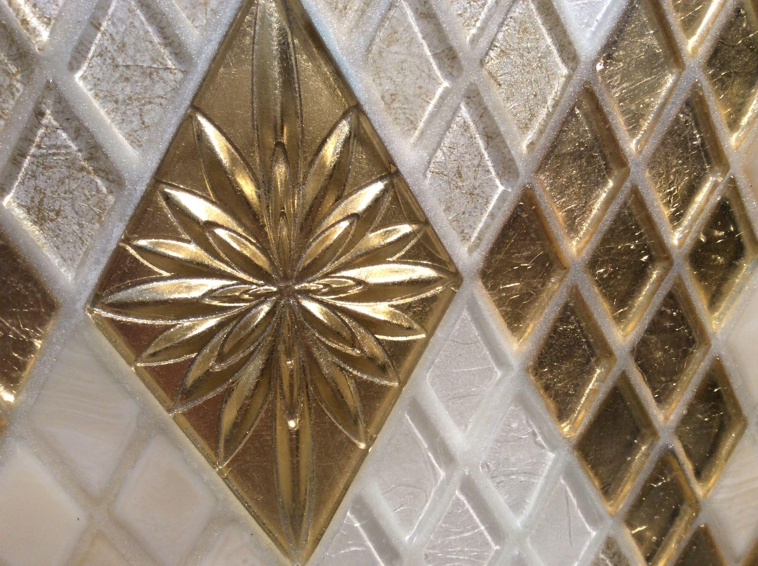 Sicis Diamonds available at Unique Tile | Diamonds & Gold Tile ...