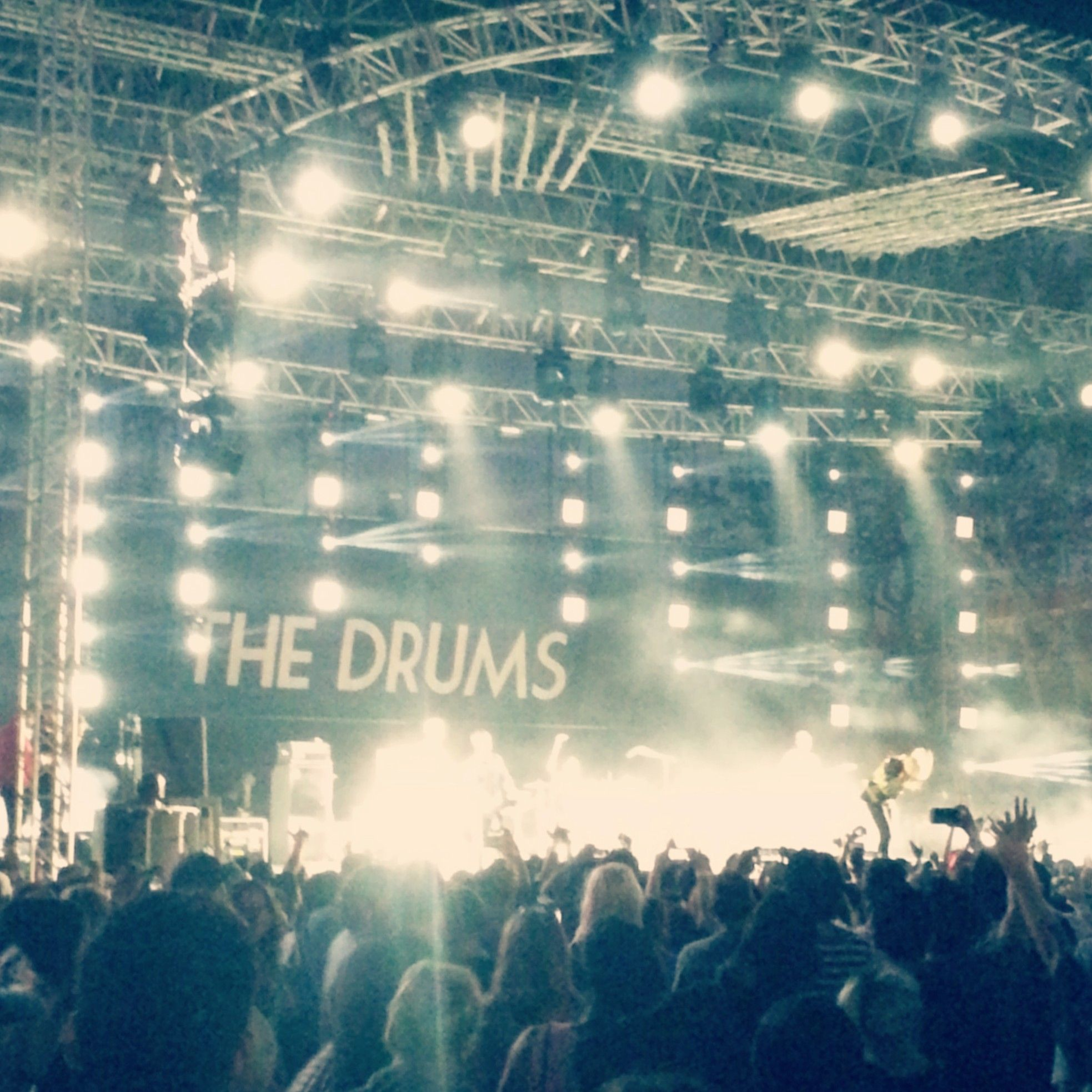 The Drums! Live pics & free playlist