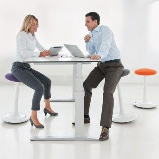 5 Core Engaging Alternatives To Traditional Rolling Office Chairs