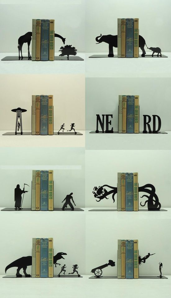 Top Bookends for nursery book ends