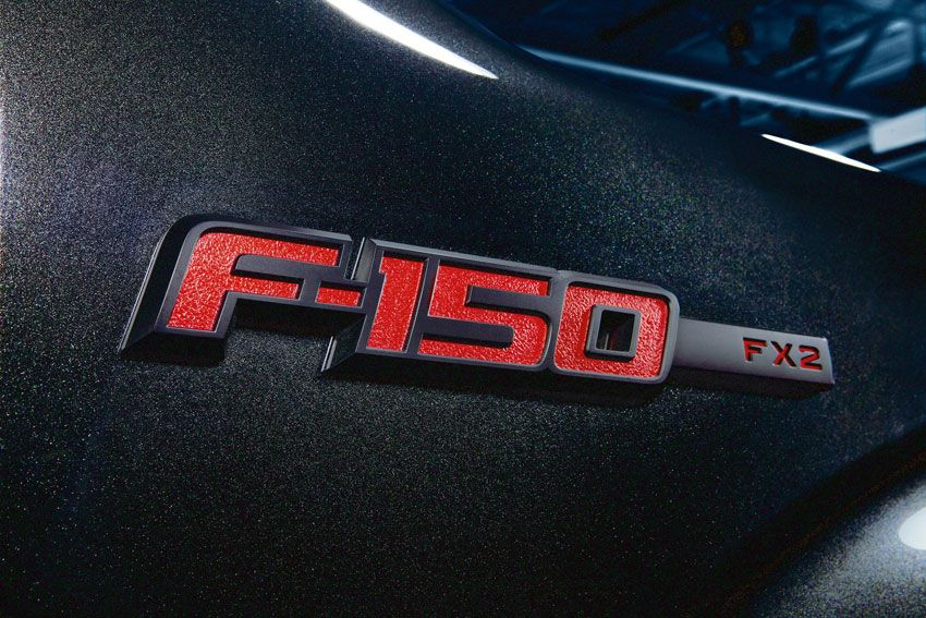 Ford 150 FX2