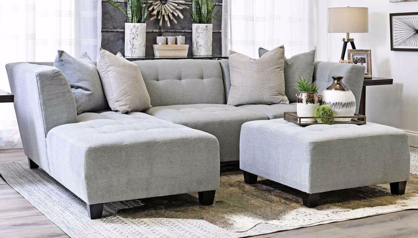 Cooper Spa 3 Piece Sectional Pallet Furniture Living Room