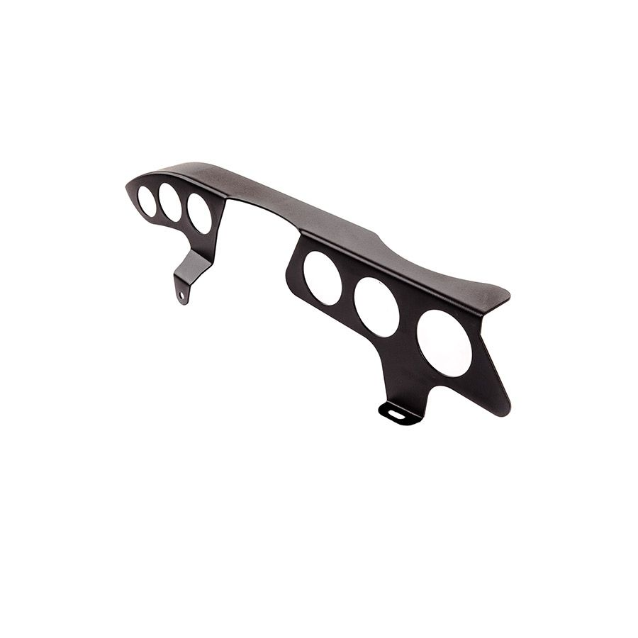 Black Modern Classic Chain Guard Custom Motorcycles Motorcycle Style Motorcycle Types
