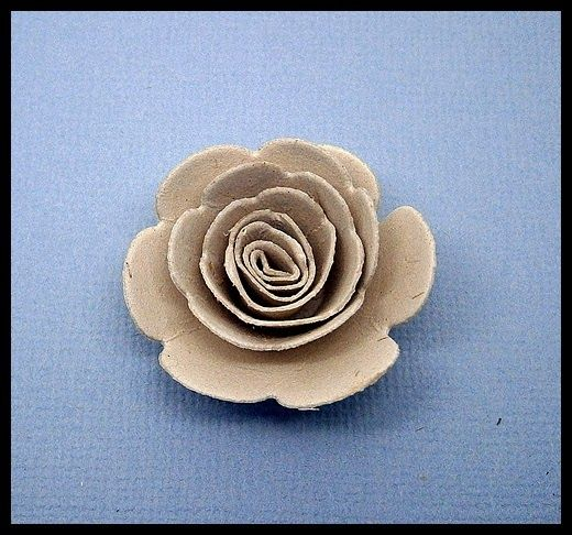 Whiff of Joy - Tutorials & Inspiration: Rolled Flowers....