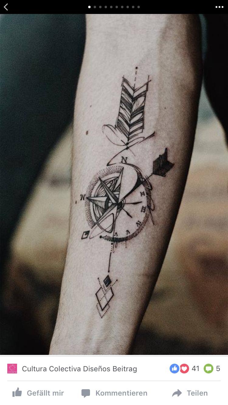 Boussole tatouage signification fashion designs - Tatouage boussole signification ...