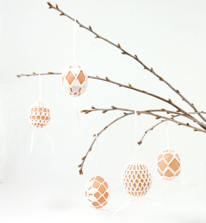 easter egg crochet Pattern. $3.00, via Etsy. | Beaded Easter ...