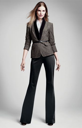women's work suits | Fall 2011 women's work suits | WorkChic.com ...