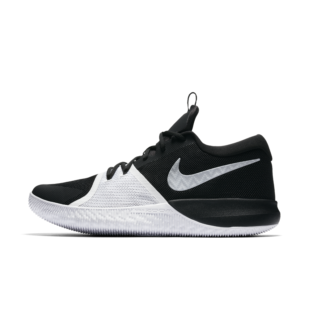 nike volleyball shoes all black