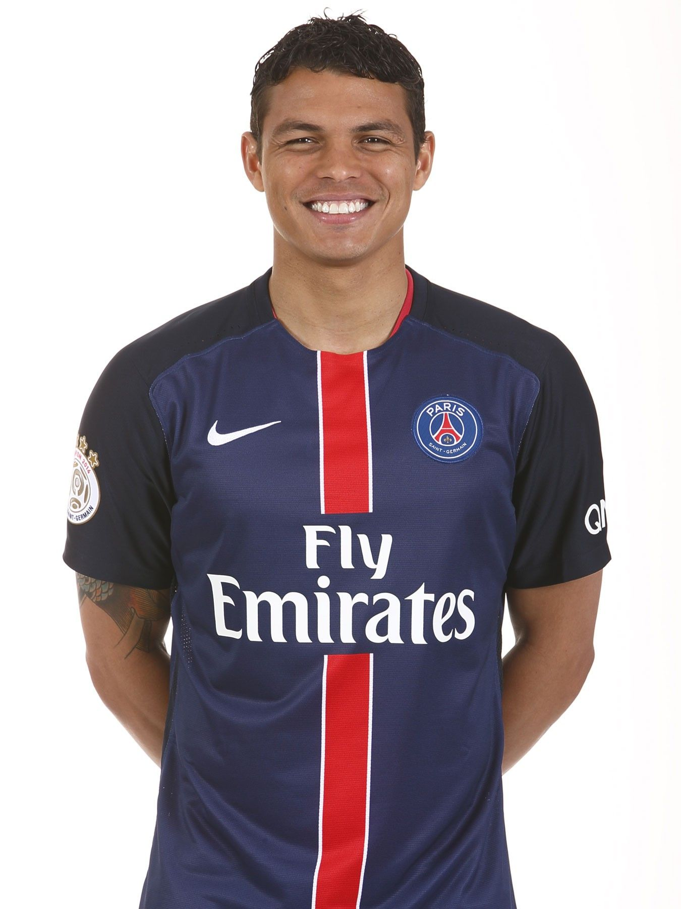 Silva Thiago Player sheet First Team PSG