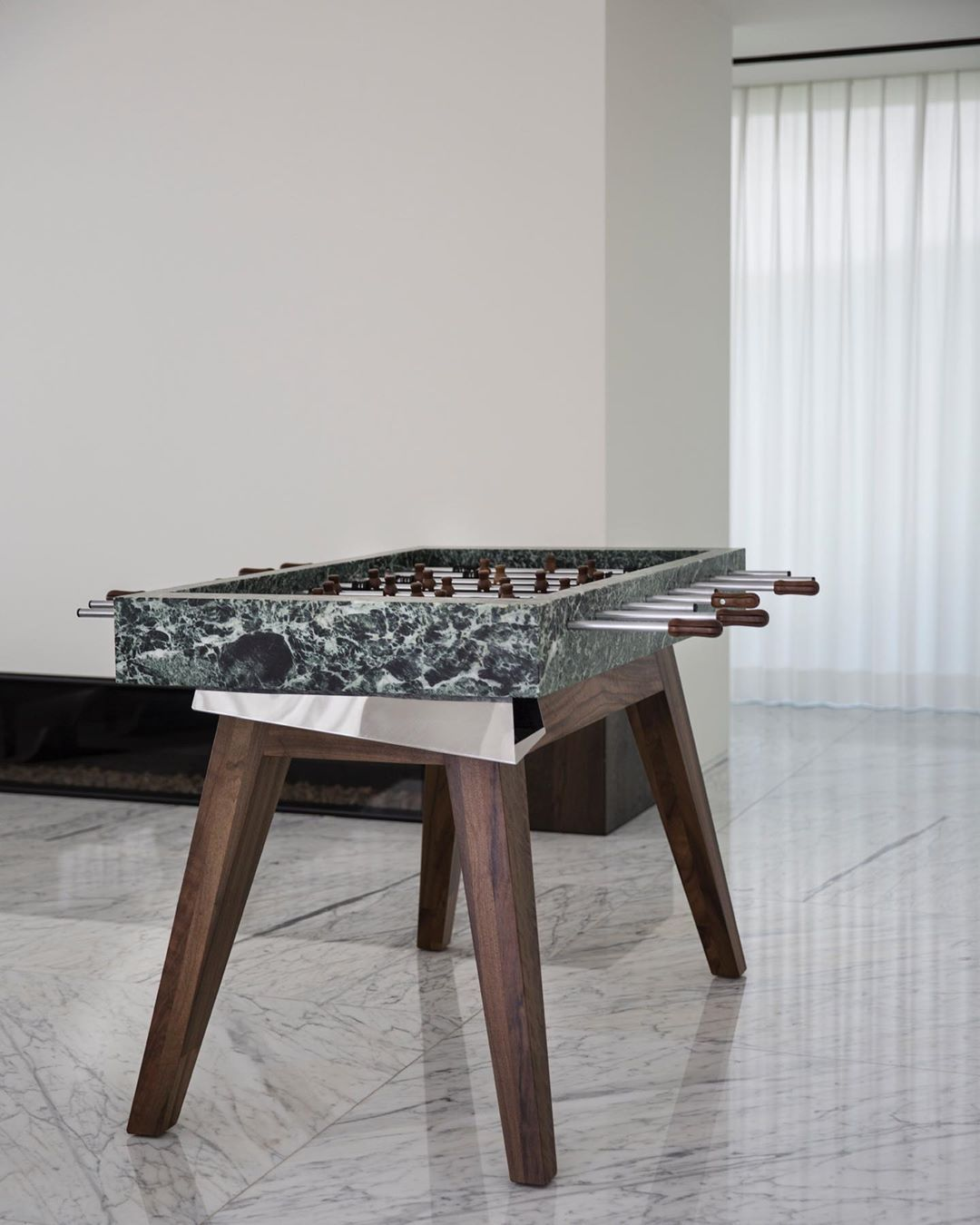 Il Granito On Instagram Anotr Marble Soccer Table Made By