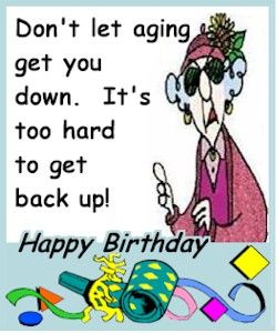 Maxine on #HappyBirthday\'s #GadboisConsulting | Maxine ...