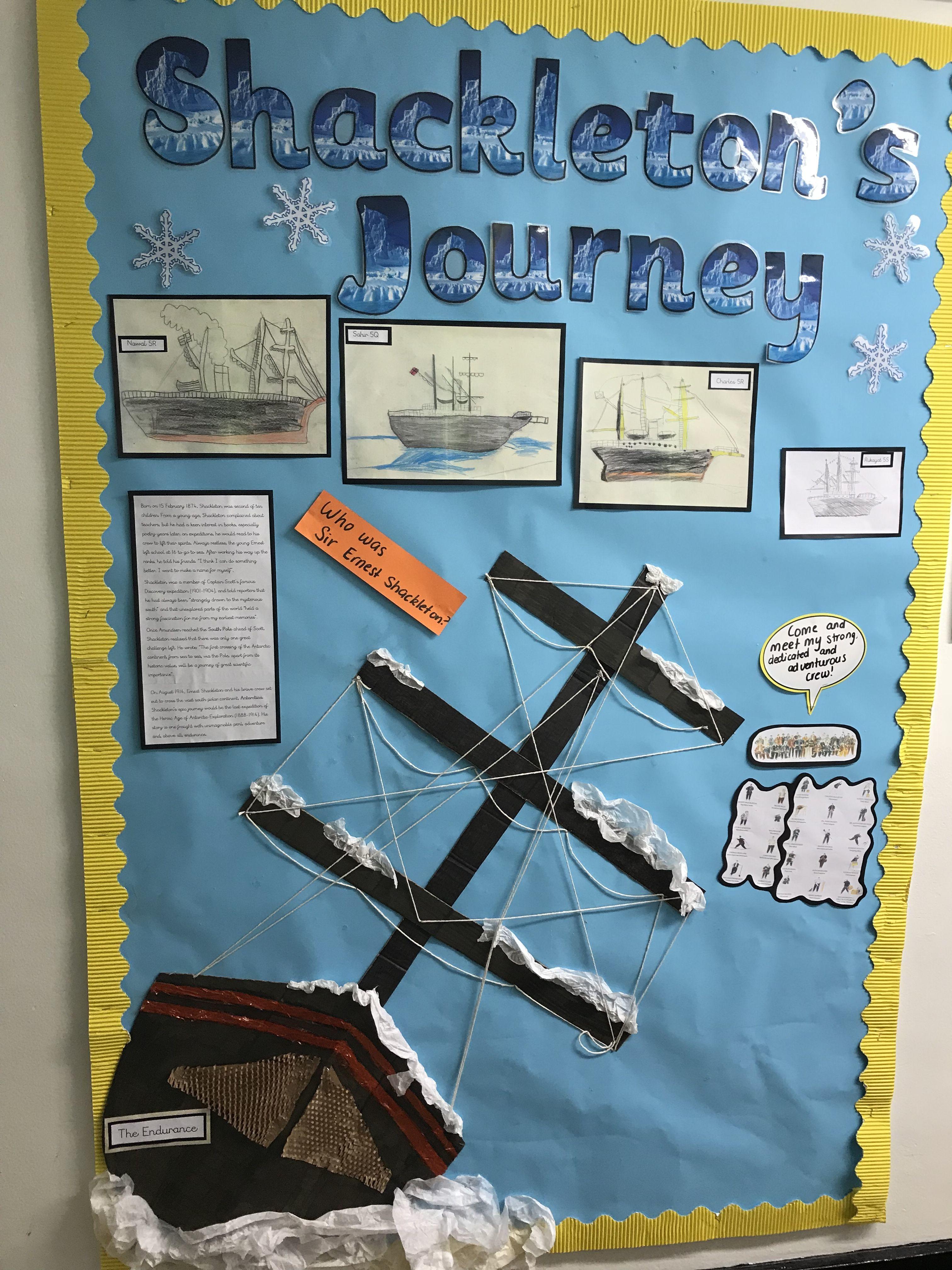 Arctic And Antarctic Infographic Poster 24x36 Preschool Cold