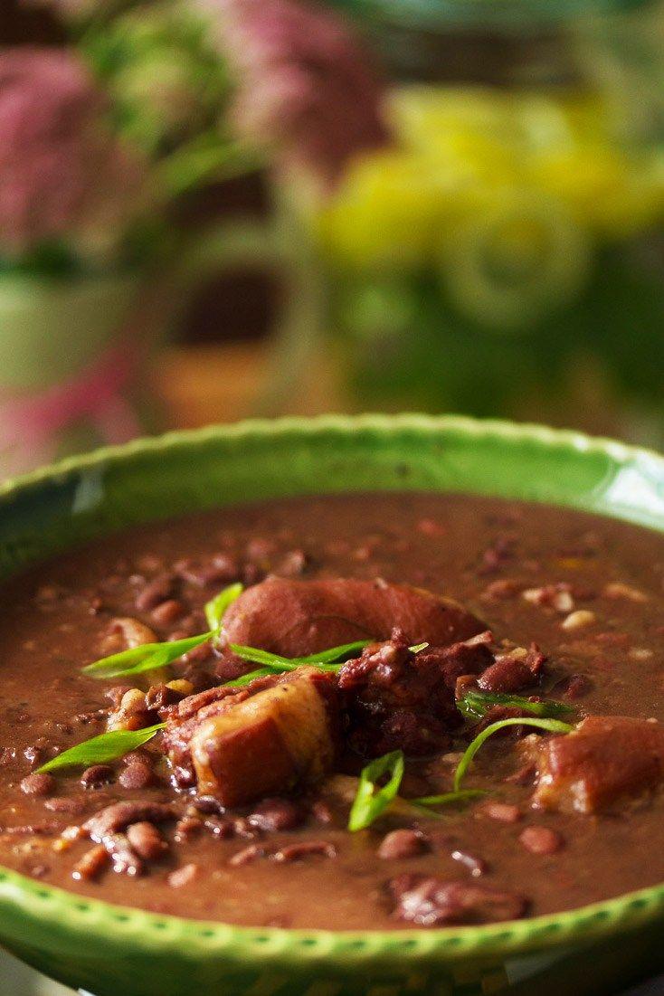true jamaican stew peas  sharbliss  recipe  stew peas
