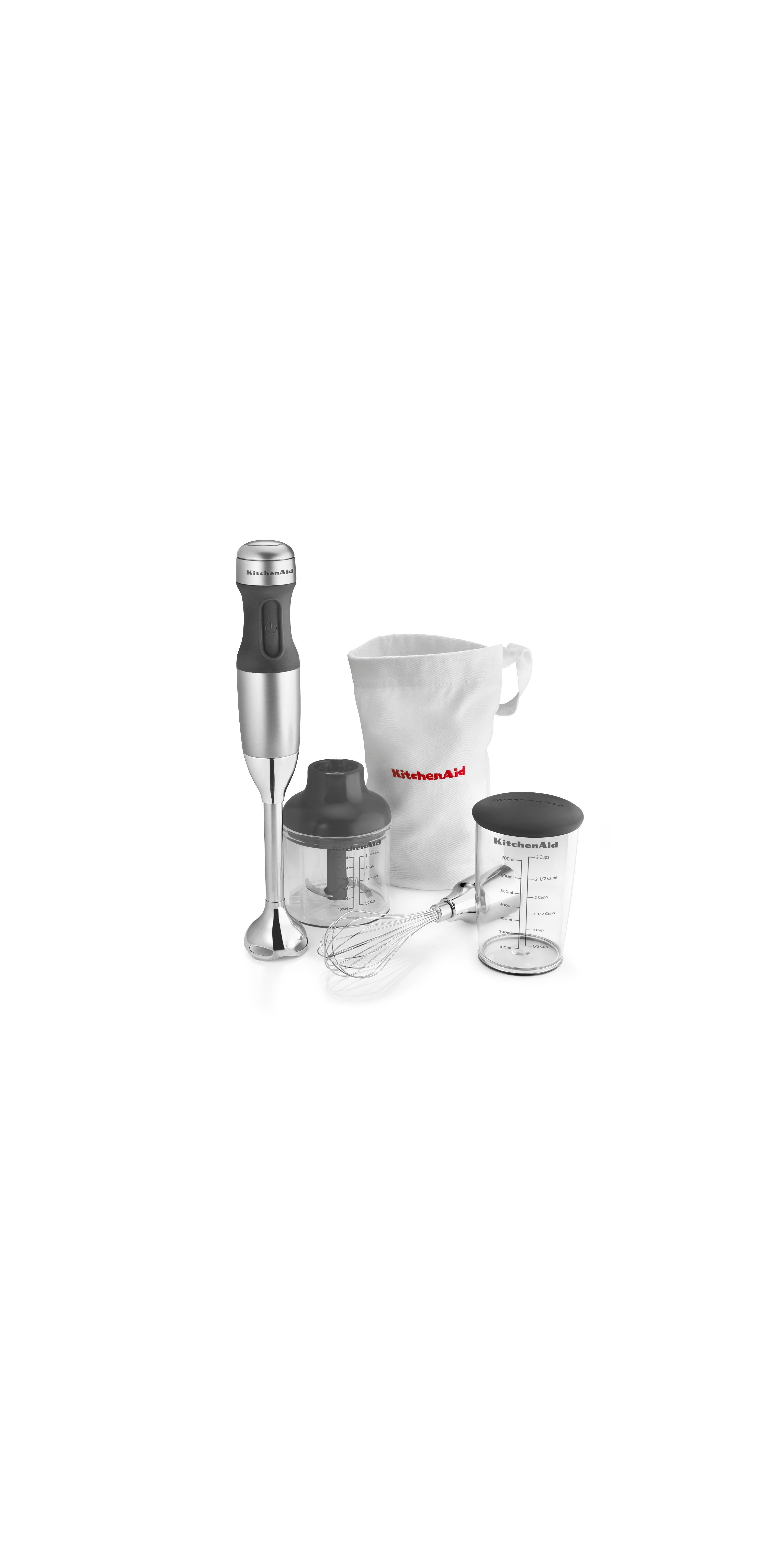 kitchenaid 3 speed blender white