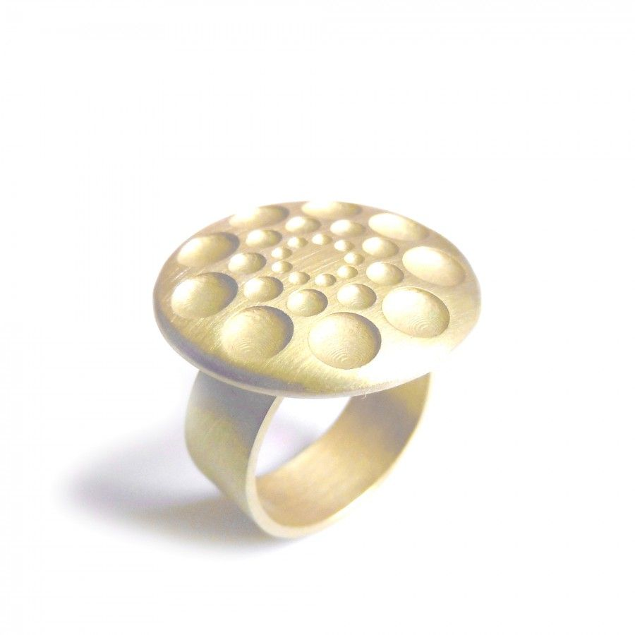 18ct gold dip ring Oxx Jewellery 01 JIAS Pinterest Ring