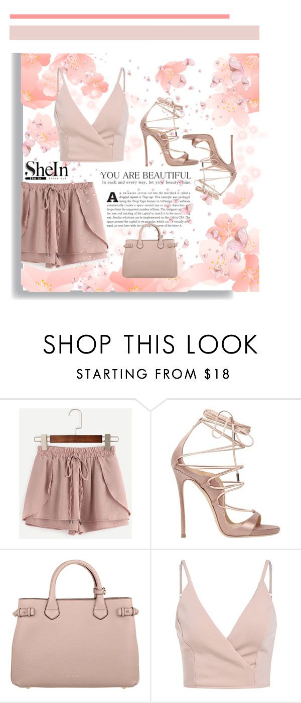 """""""Masterpiece <3"""" by caitlindaniellejohnson ❤ liked on Polyvore featuring Dsquared2 and Burberry"""