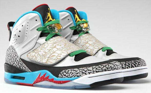 Air Jordan Sons Of Mars \u0027Pop Art\u0027 Sneakers - freshhh